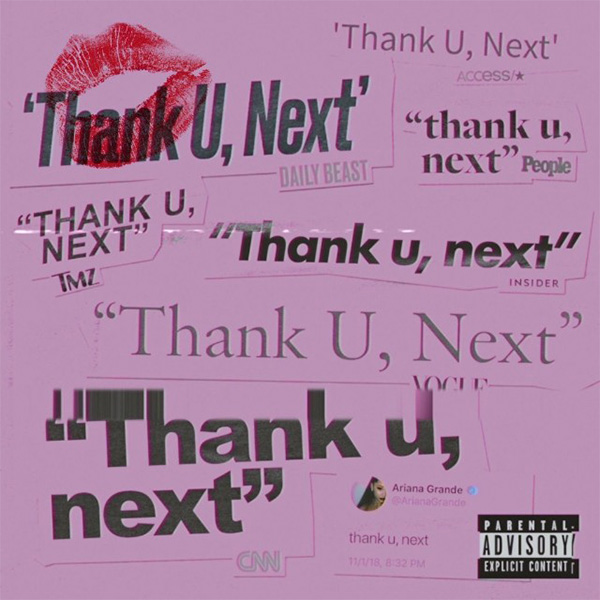 Ariana Grande - Thank U Next