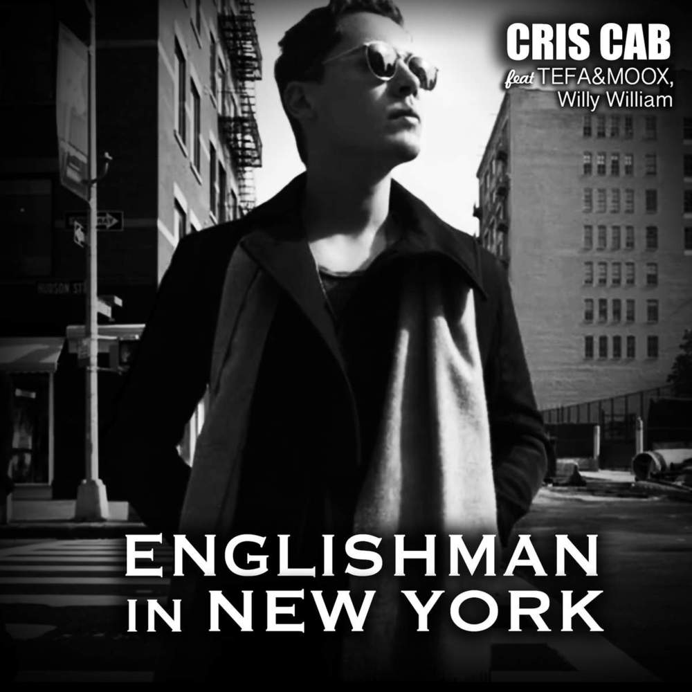 Cris Cab - English man in New York
