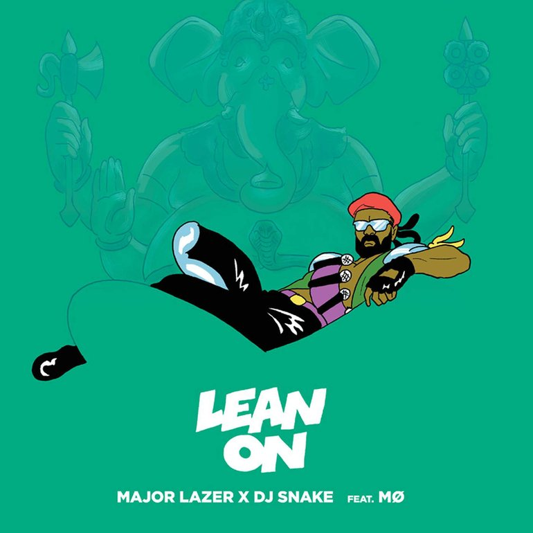 Major Lazer - Lean On (feat. MO)